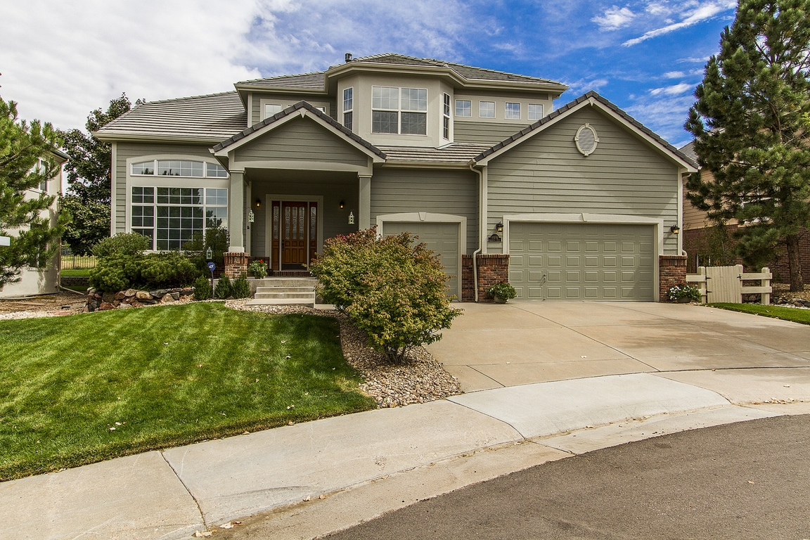 Broker Open-October 19- Executive Home in Lone Tree