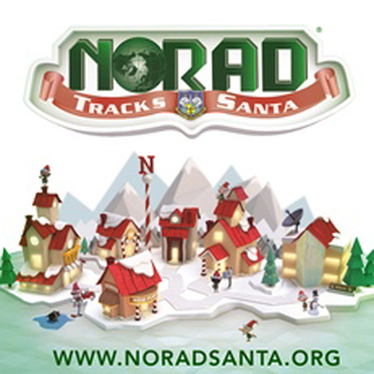 The Santa Tracker and NORAD story