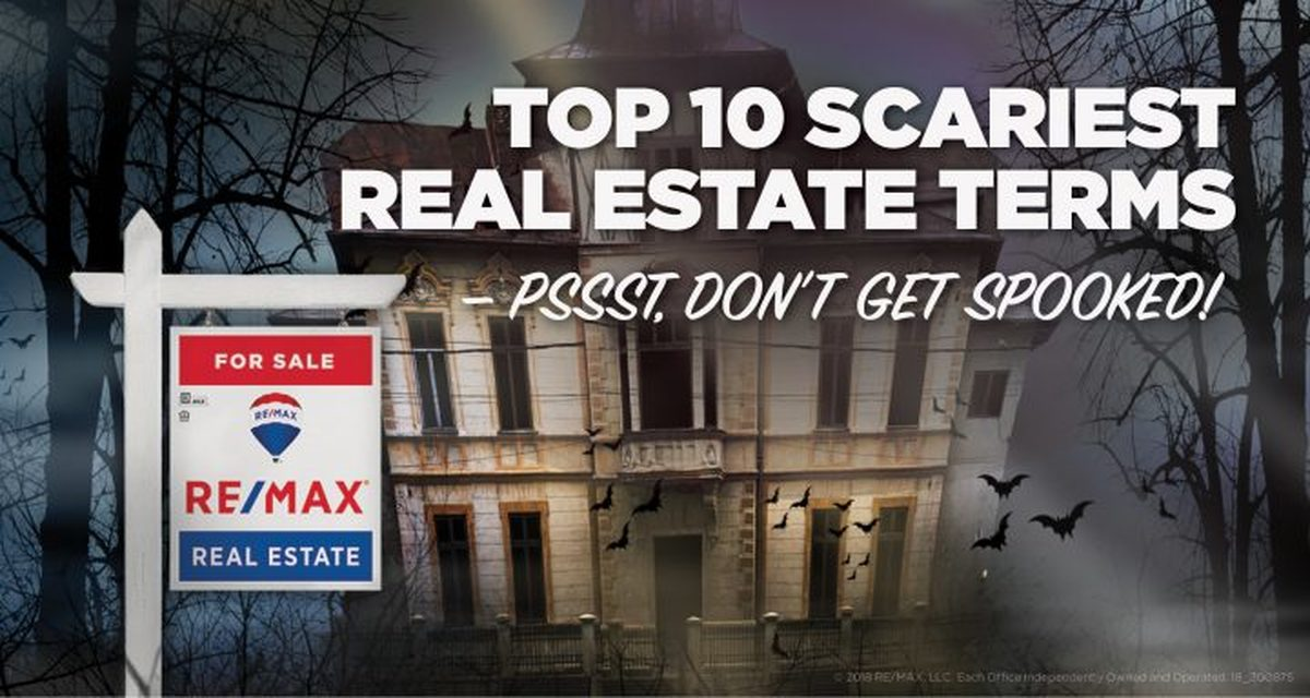 Scary Real Estate Terms