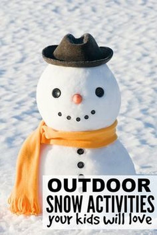 10 Fun Things To Do In The Snow