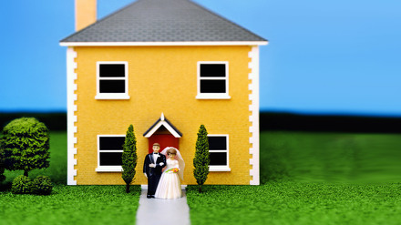 The Newlywed's Guide To Buying a Home