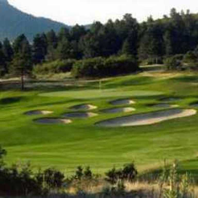 Larkspur,  Colorado Land situated in the #1 Bear Dance Golf Course