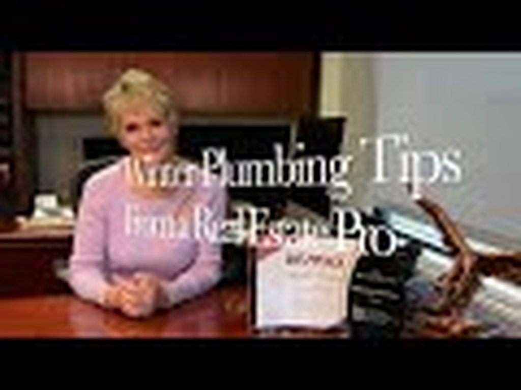 Mary Ann Hinrichsen Winter Plumbing Tips