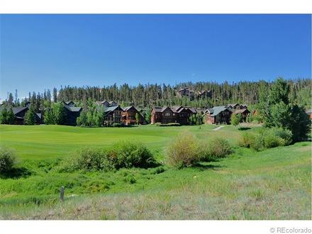 Land available in Silverthorne on Three Peaks Golf Course