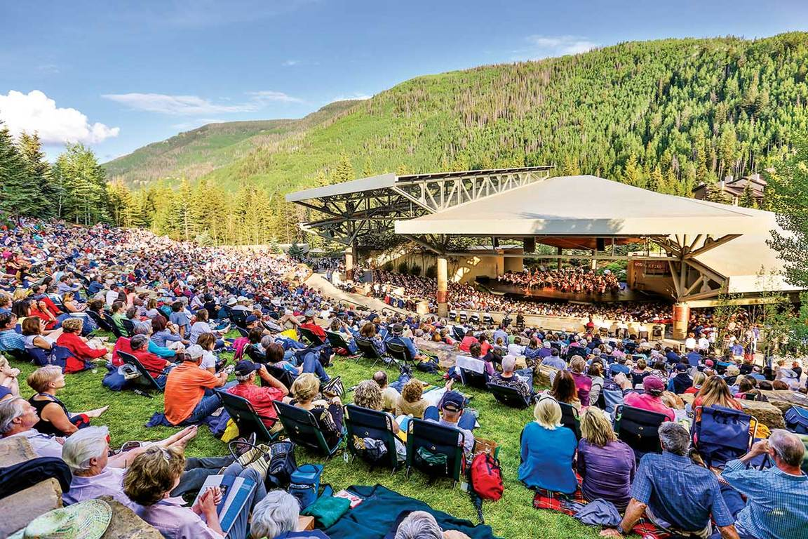Colorado: Blessed with Many of the Finest Summer  Music Festivals in the Country