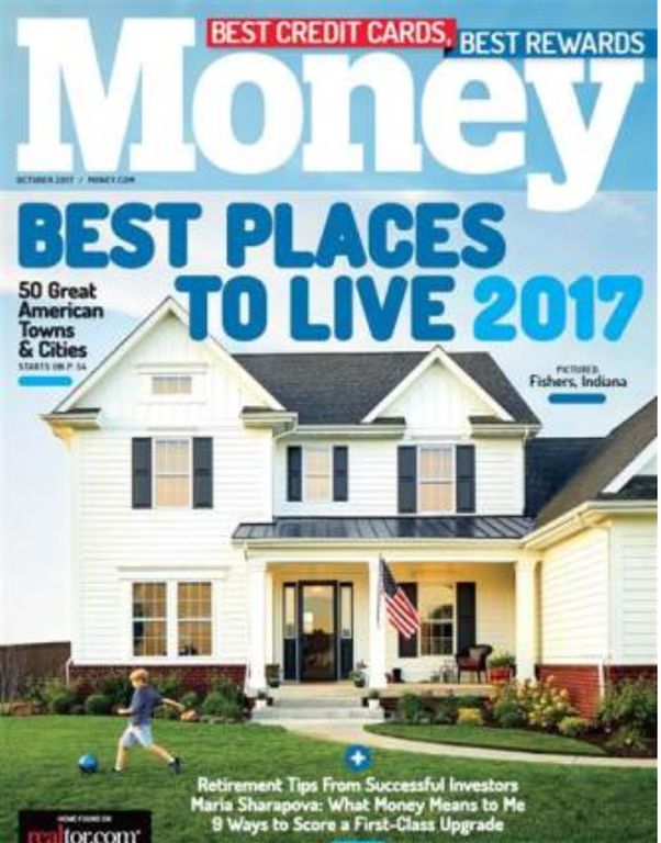 Money's 2017 Best Places to Live