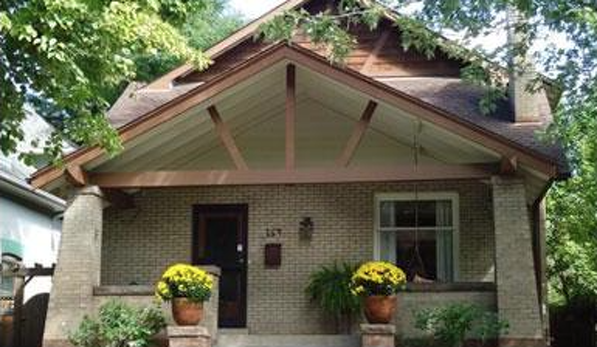 The Vintage Homes: Bungalow