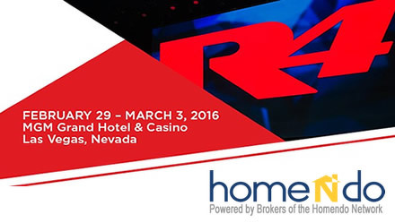 Homendo at RE/MAX R4 Event in Las Vegas Feb 29th to March 3rd 2016