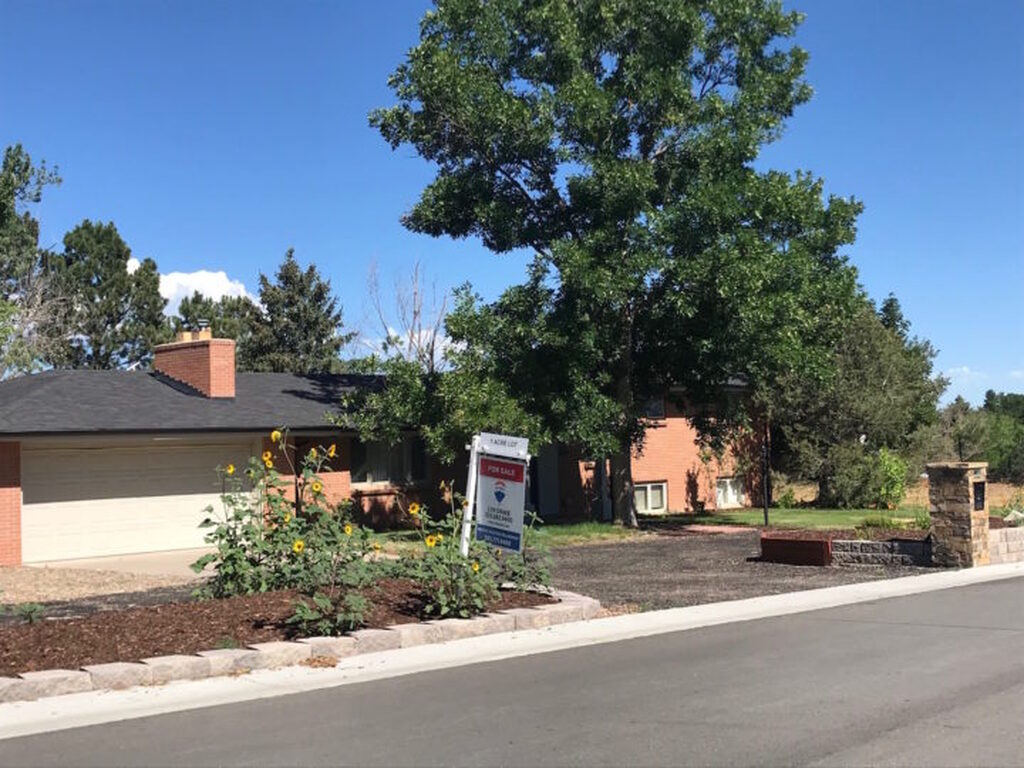 Denver's average single-family home price hit a record in July 2020