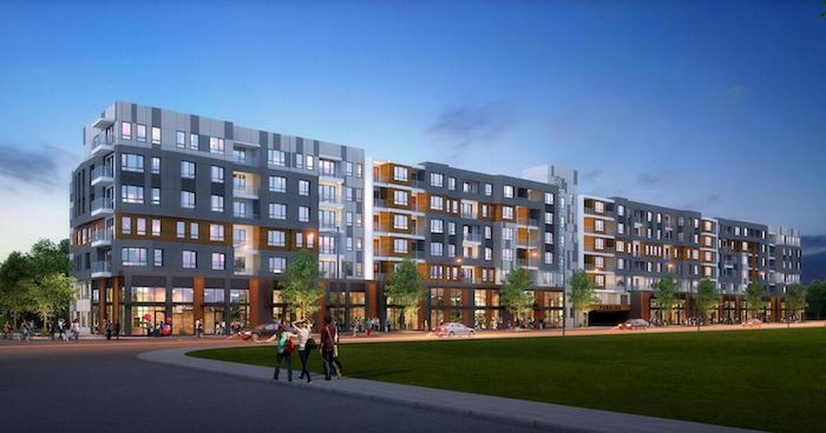 Aspen Heights Partners has started construction on luxury multifamily project in Lakewood
