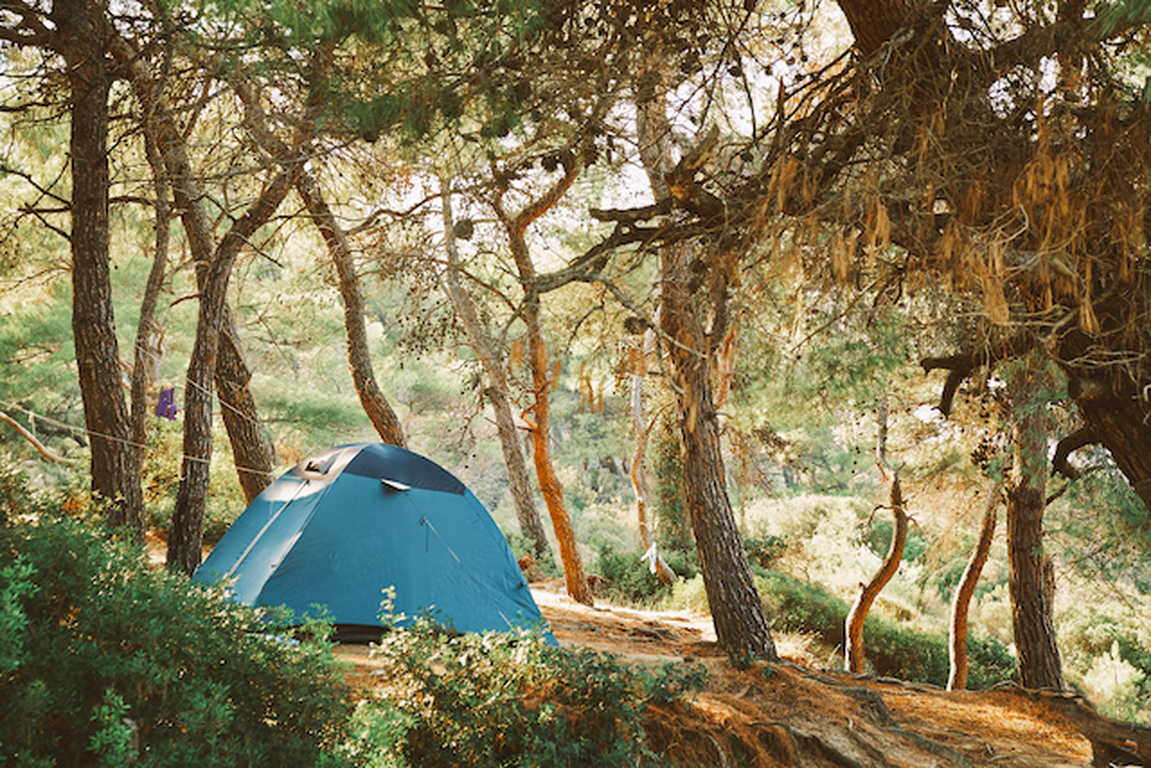Seven easy ways to make your camping trip more comfortable