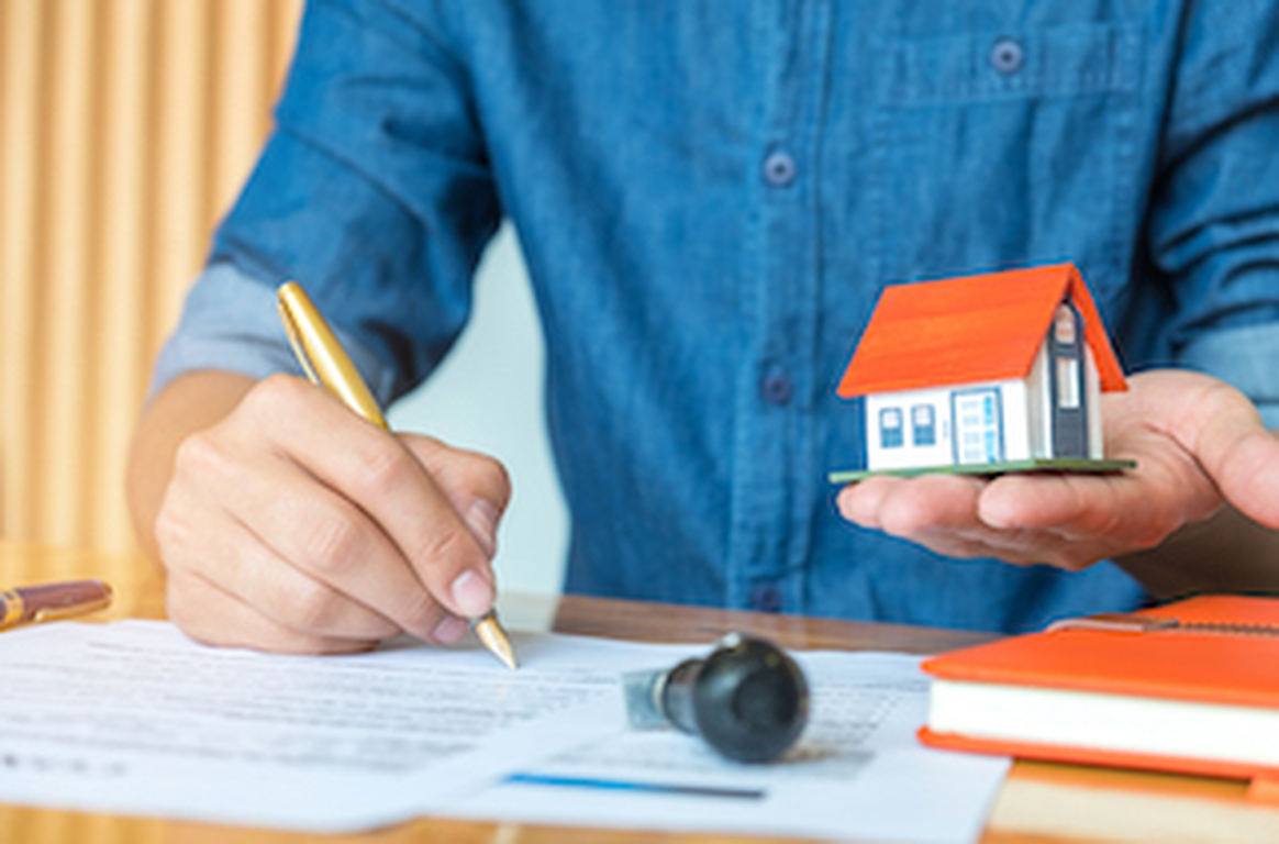 5 Steps to get approved when you apply for a mortgage