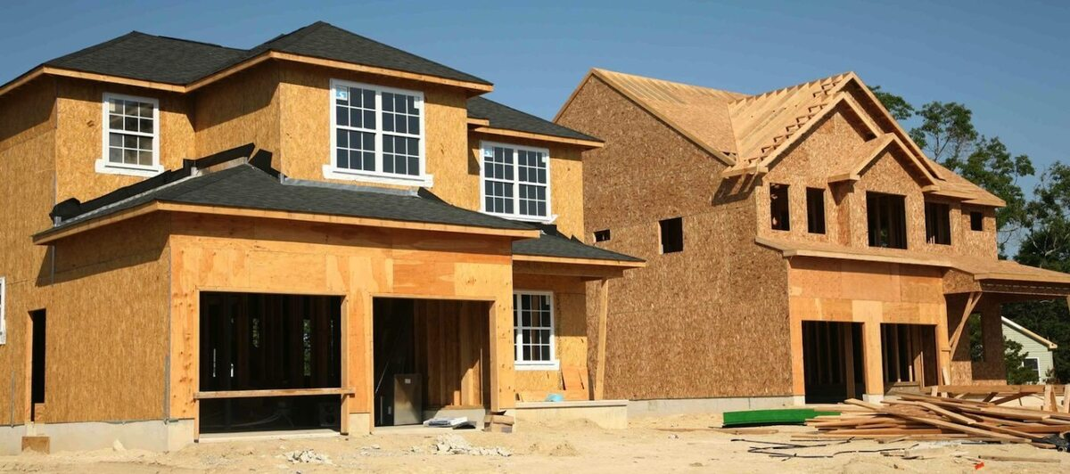 New construction permits soared in January 2021